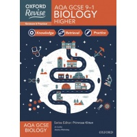 AQA GCSE Biology Revision & Exam Practice - ISBN 1392004848