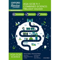 AQA Combined Science Higher  Revision & Exam Practice - ISBN 9781382004879