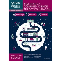 AQA Combined Science Foundation Revision & Exam Practice - ISBN 9781382004862