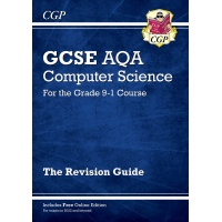 YR 10 Computer Sience - AQA Revision Guide - ISBN 9781789086096