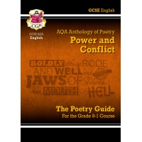 AQA Anthology of Poetry Power & Conflict: The Poetry Guide - ISBN 9781782943617
