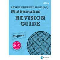 Revise Edexcel GCSE Mathematics Revision Guide; Higher - ISBN 9781447988090