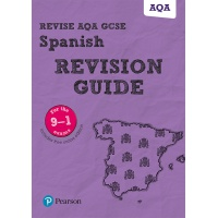 Revise AQA GCSE Spanish: Revision Guide - ISBN 9781292131443