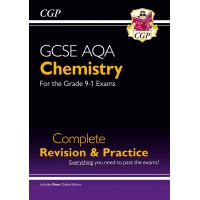 GCSE AQA Chemistry: Complete Revision & Practice - ISBN 9781782945840
