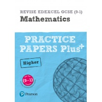 PEARSON - MATHS PRACTICE PAPERS HIGHER ISBN 9781292096315