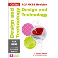 COLLINS DESIGN & TECHNOLOGY AQA REVISION GUIDE - ISBN 9780008227401
