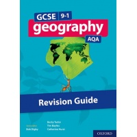 AQA Geography Revision Guide - ISBN 9780198423461