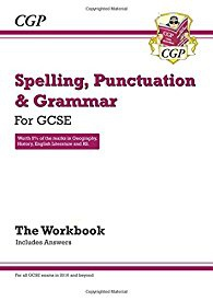 Spelling, Punctuation & Grammar for GCSE: The Workbook - ISBN 9781782942191