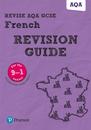 Revise AQA GCSE French: Revision Guide - ISBN 9781292131429