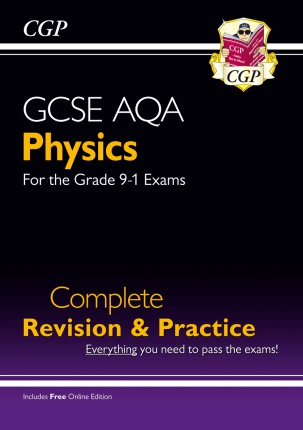 GCSE AQA Physics: Complete Revision & Practice - ISBN 9781782945857