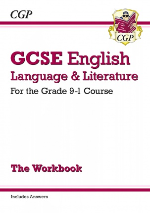 GCSE English Language & Literature: The Workbook - ISBN 9781782943679