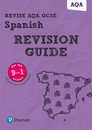 SPANISH REVISION GUIDE ISBN 9781292131443