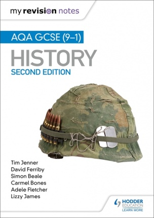 AQA History Revision Guide - ISBN 9781510455610