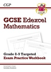 Maths Edexcel Grade 9 Targeted Exam Practice Workbook - ISBN 9781782944157