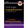 ENGLISH LANGUAGE & LITERATURE COMPLETE REVISION & PRACTICE ISBN 9781782943686