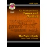 ENGLISH LITERATURE POETRY GUIDE POWER & CONFLICT ANTHOLOGY ISBN 9781782943617